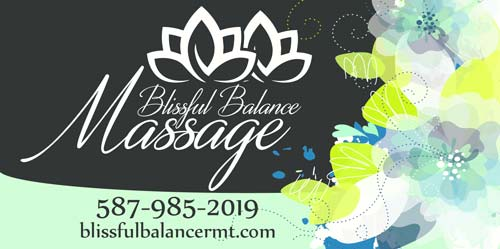 Blissful Balance Massage logo