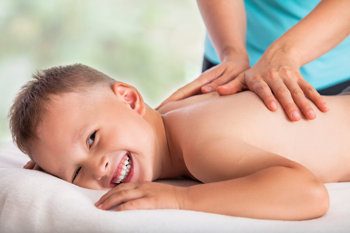 Childrens-massage
